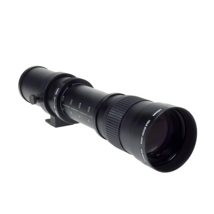 DÖRR Tele 420-800mm f/8.3, T2