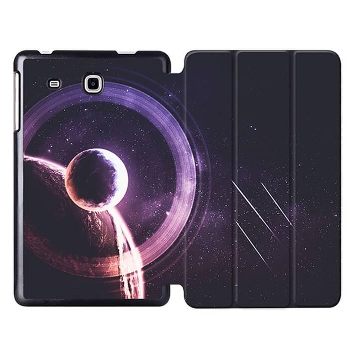 "EG MTT Tablet Bag con Smart Foldable Cover per Samsung Galaxy Tab A6 7"" MTT - Universo"
