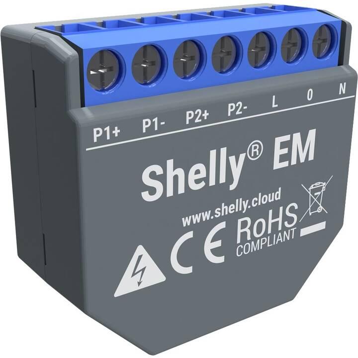 SHELLY Misuratore di energia elettrica WiFi-Energy Meter