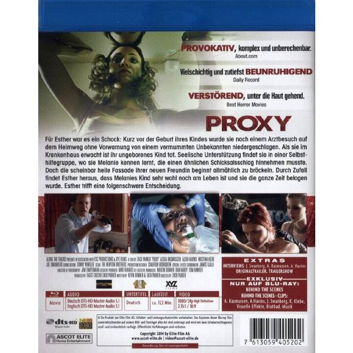 Proxy - Wenn Alpträume wahr werden (DE, EN)