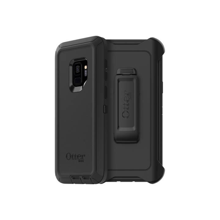 OTTERBOX Backcover Defender (Galaxy S9, Schwarz)