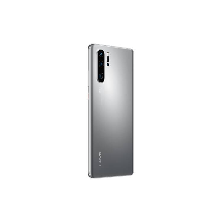 """HUAWEI P30 Pro New Edition (256 GB, 6.47"""", 40 MP, Silver Frost)"""