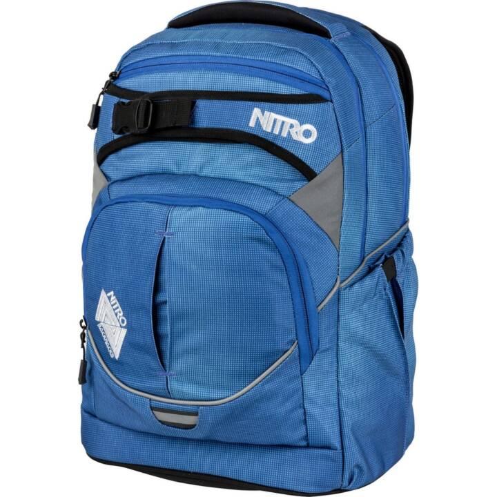 Nitro: Superhero Rucksack blur brillant