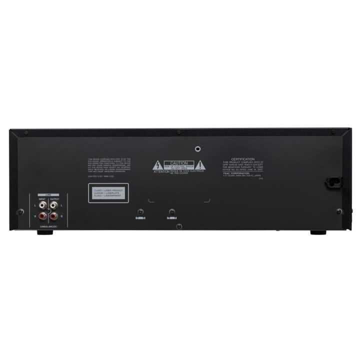 TASCAM CD-A580 CD Player