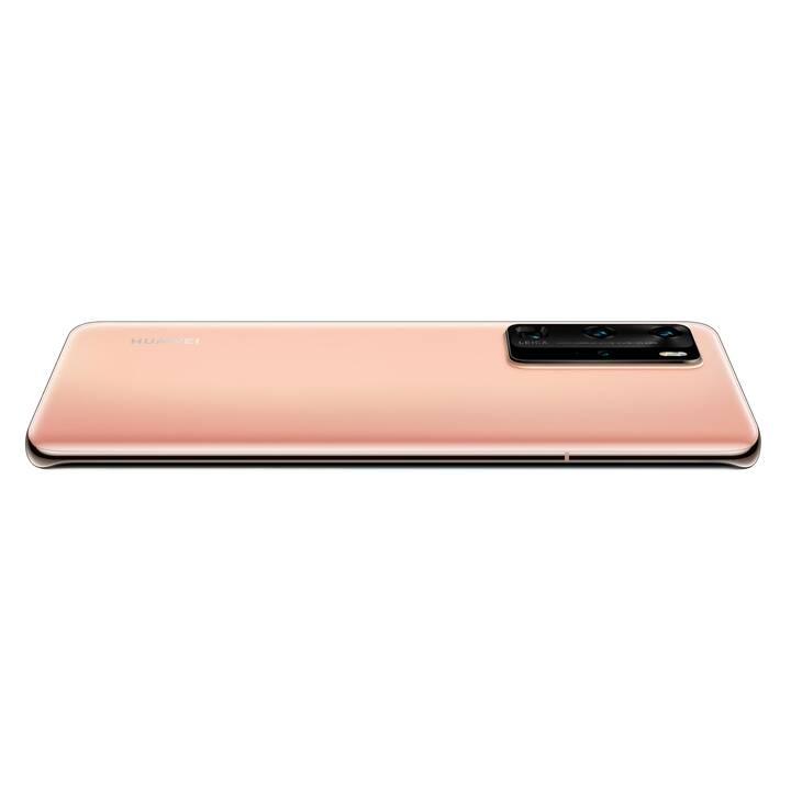 "HUAWEI P40 Pro (5G, 6.58"", 256 GB, 50 MP, Blush Gold) – SANS Google Mobile Services"