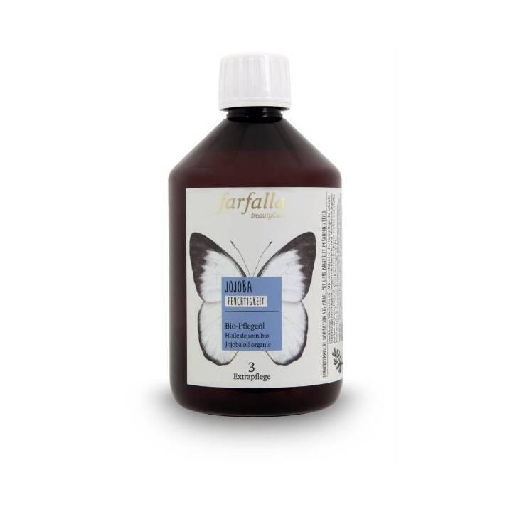 FARFALLA Körperöl Jojoba  (500 ml)