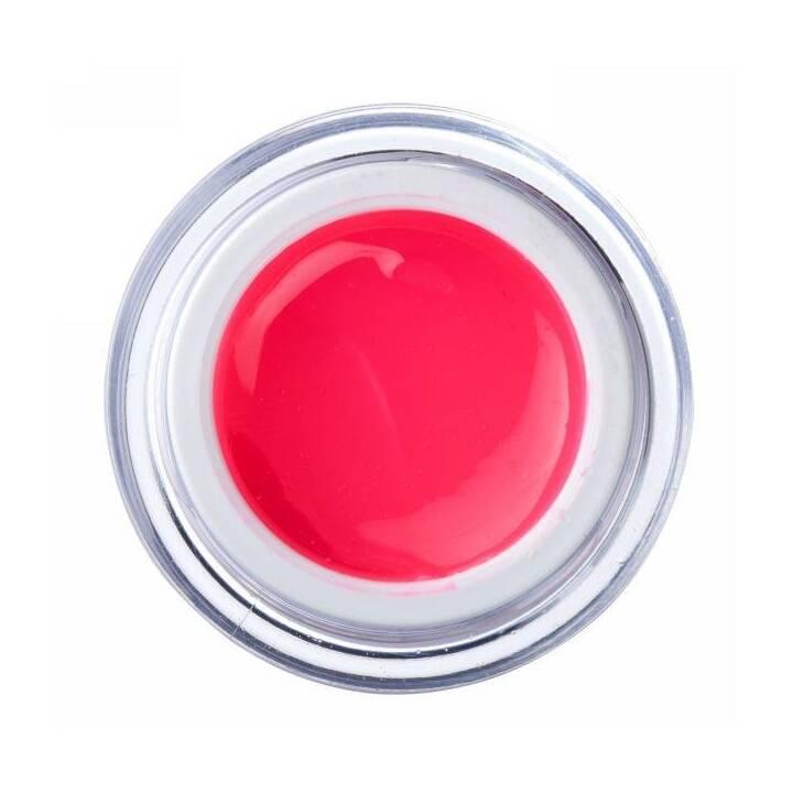 AMERICAN NAIL UV-Gel Lack Color Gel (Glowing Pink)