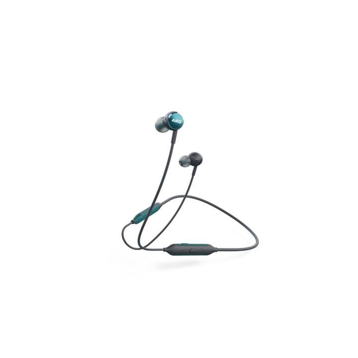 SAMSUNG AKG Y100 (In-Ear, Bluetooth 4.1, Gris, Vert)