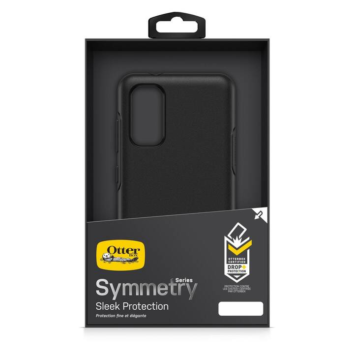 OTTERBOX Backcover Symmetry (Galaxy S20, Nero)