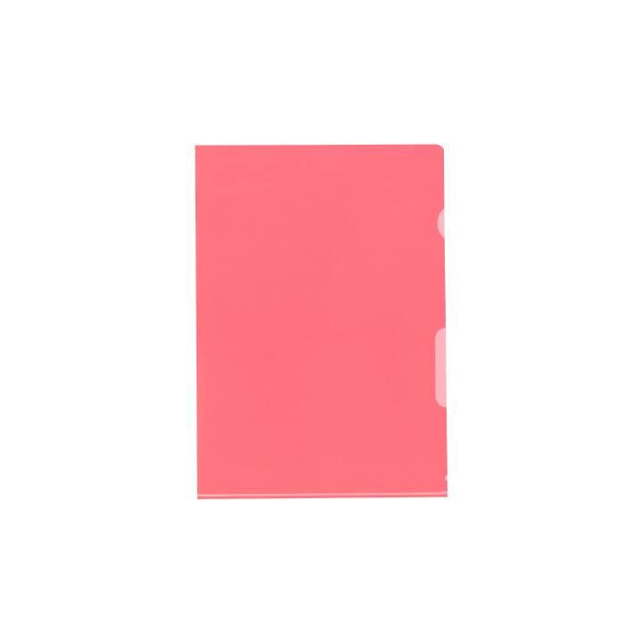 KOLMA Copertina a vista Visto Dossier A4 A4 rosso 100 pz.