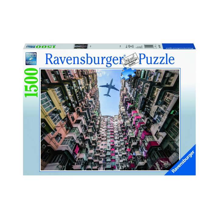RAVENSBURGER Hong Kong (1500 x, Puzzle 2D)