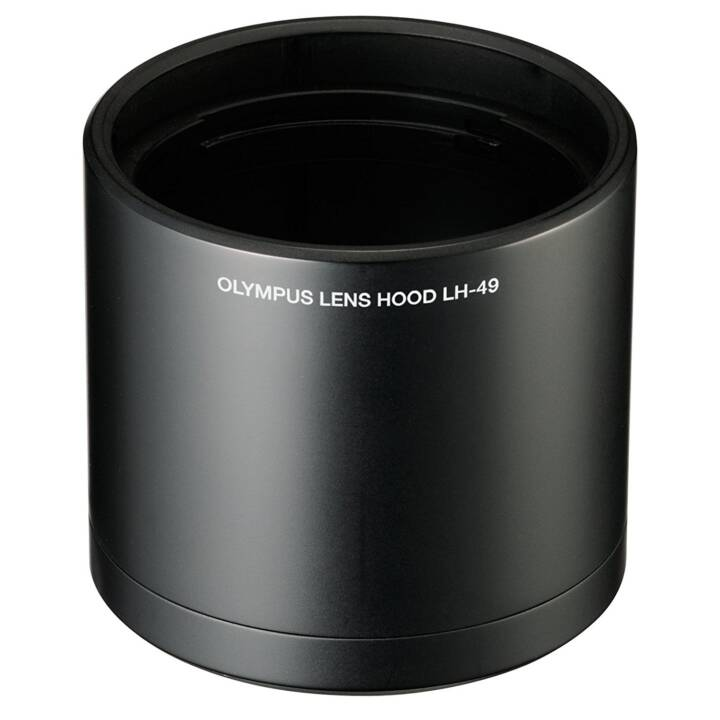 OLYMPUS LH-49 Copriobiettivo, 60 mm, nero