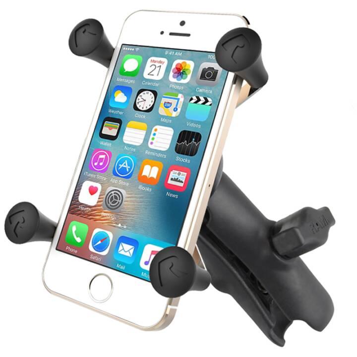 Supporto per smartphone RAMMOUNT X-Grip, nero