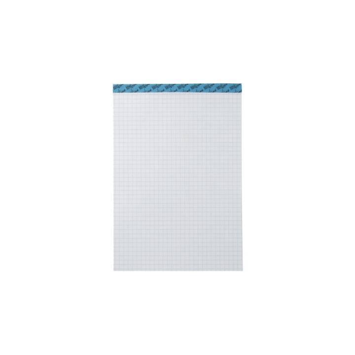 BÜROLINE A4 5 mm plaid bianco