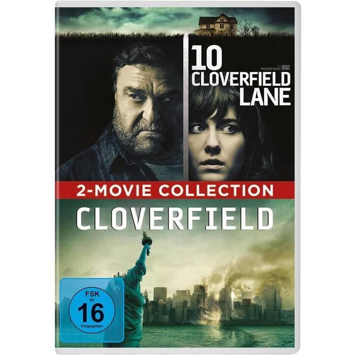 10 Cloverfield Lane / Cloverfield (DE, EN, IT)