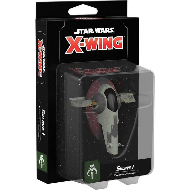 FANTASY FLIGHT GAMES X-Wing 2.Ed Sklave 1 Gioco di strategia