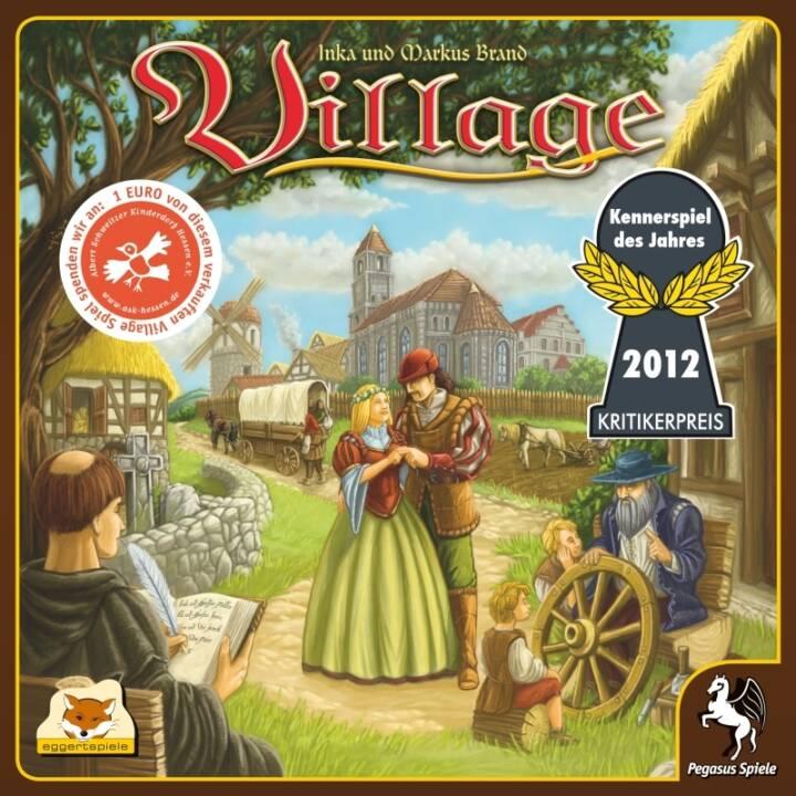 PEGASUS GAMES Village