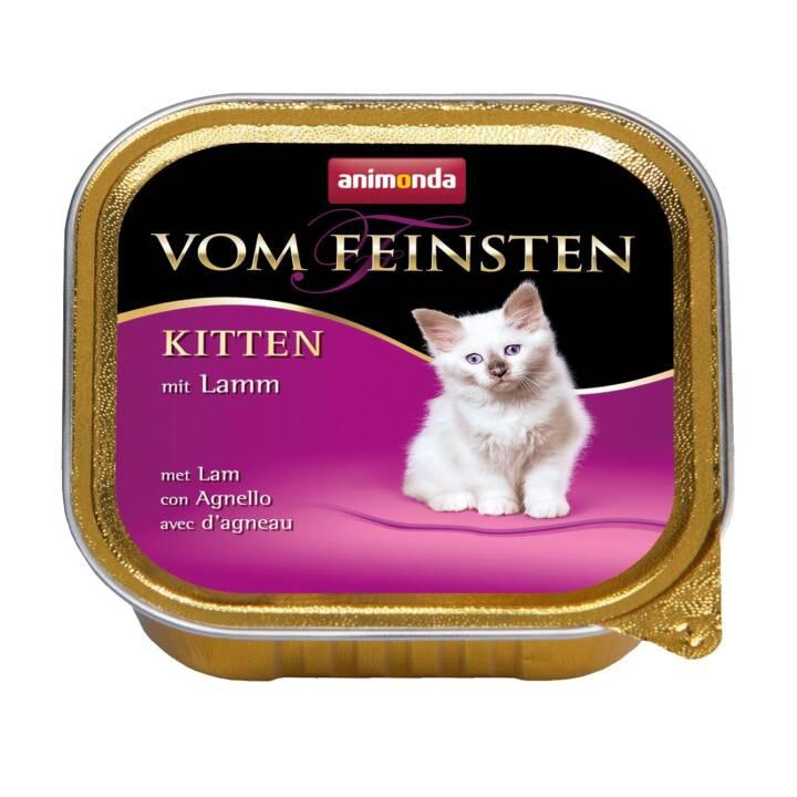 ANIMONDA Vom Feinsten (Junior, 100 g, Agnello)