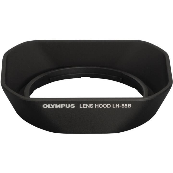 Pare-soleil OLYMPUS LH-55B, noir