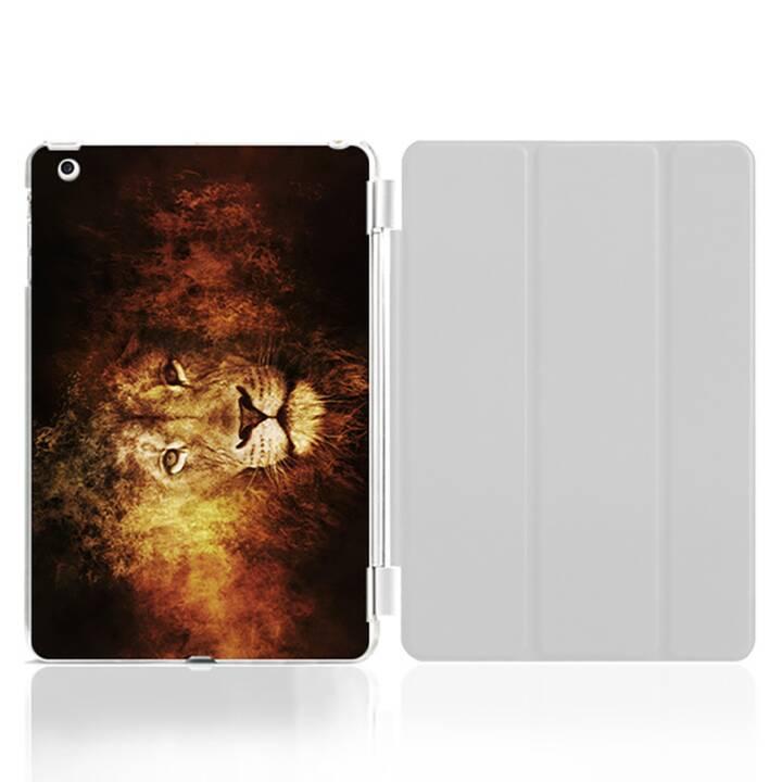 """EG iPad Hülle für Apple iPad 9.7 """"2/3/4 - Löwe"""