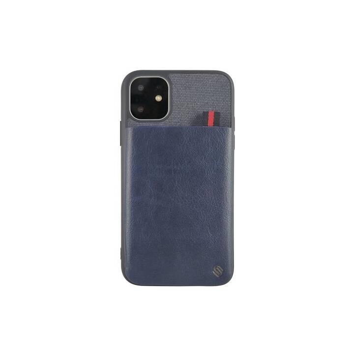 UUNIQUE Backcover Essex (iPhone 11, Blu)