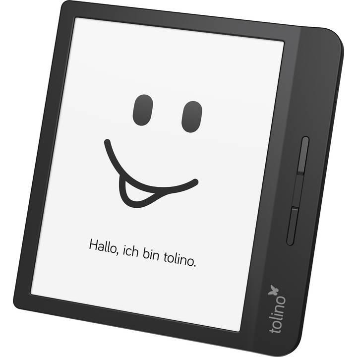 """TOLINO Vision 5 (7"""", Schwarz, WLAN 802.11g, WLAN 802.11n, WLAN 802.11b, 8 GB, Family Sharing)"""