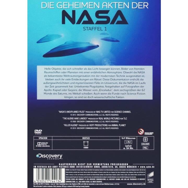 Die geheimen Akten der NASA Staffel 1 (DE)