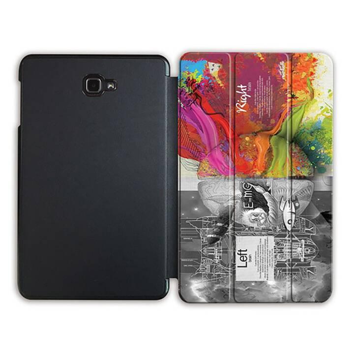 """EG MTT Sacoche à comprimés avec housse pliable Smart pour Samsung Galaxy Tab A 10.1"""" (2016) - Brain Tablet Smart"""