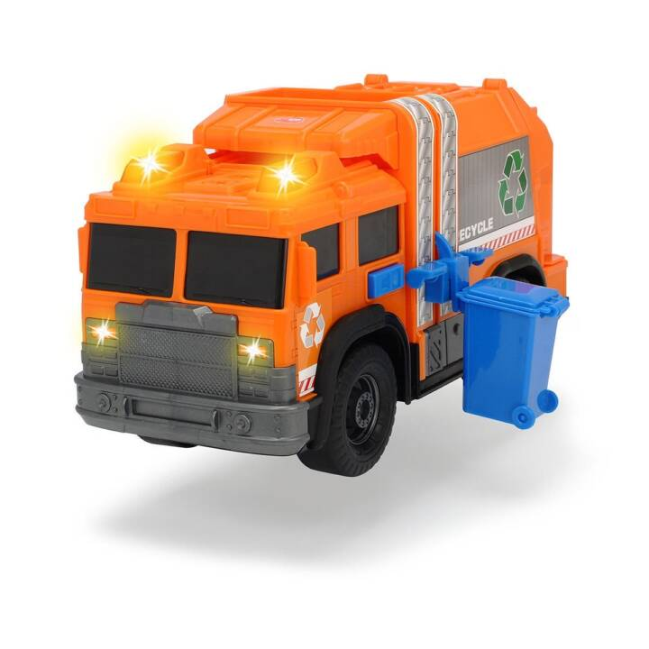 DICKIE TOYS Action Cars Recycle Truck