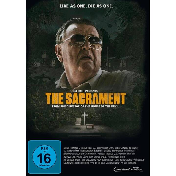 The Sacrament (DE, EN)
