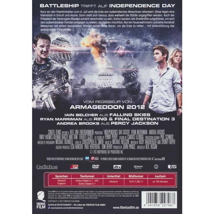 Battleforce - Angriff der Alienkrieger (DE, EN)