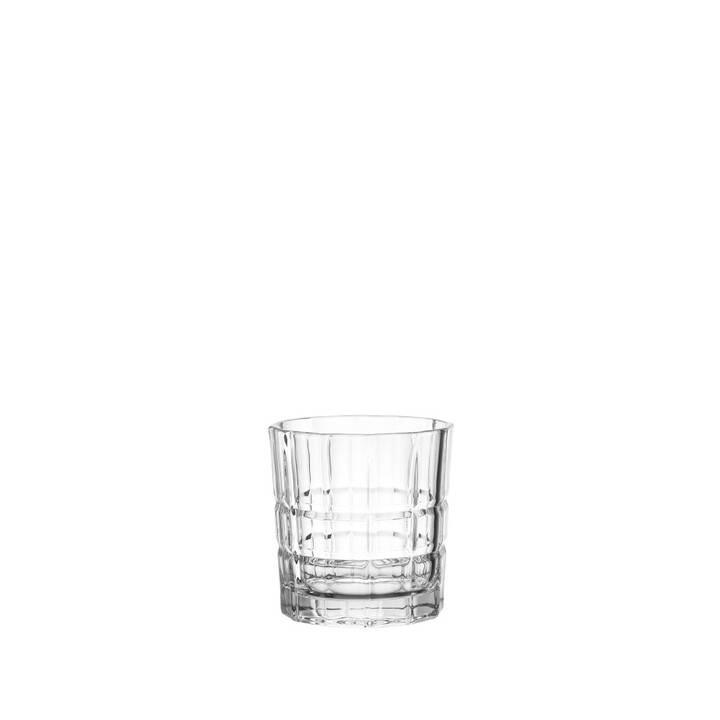 LEONARDO Verre à whisky Spiritii  (250 ml, 4 pièce)