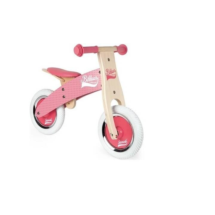 JANOD Vélo sans pédales (Rose)