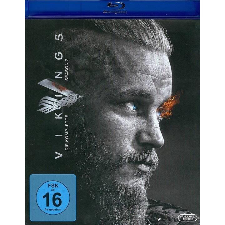 Vikings Stagione 2 (DE, EN)