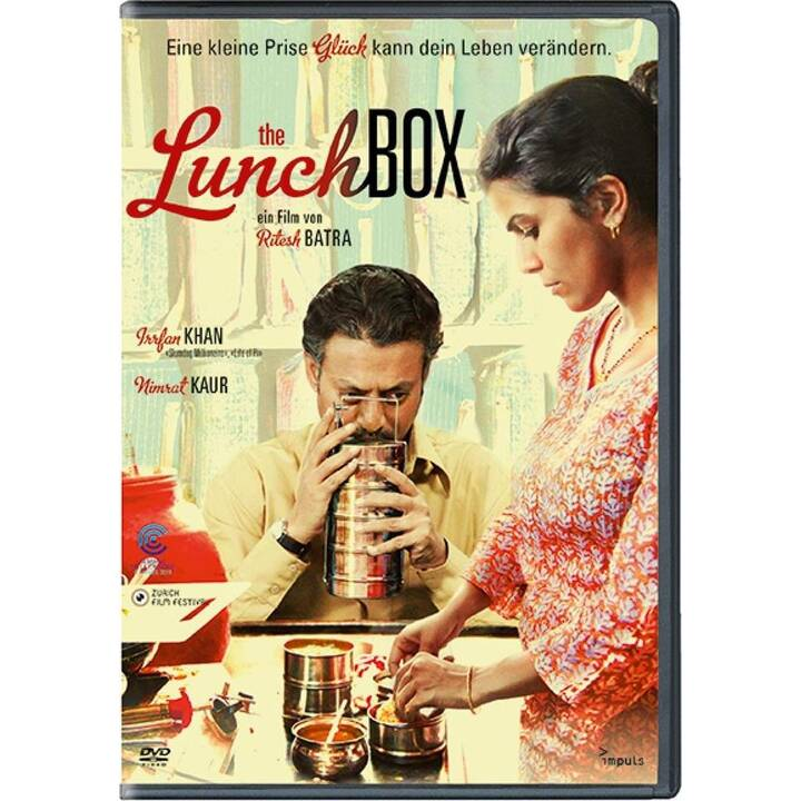 The Lunchbox (DE, Hindi, FR)