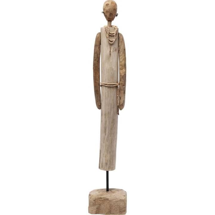 KARE Deko-Figur African Woman (Natur)