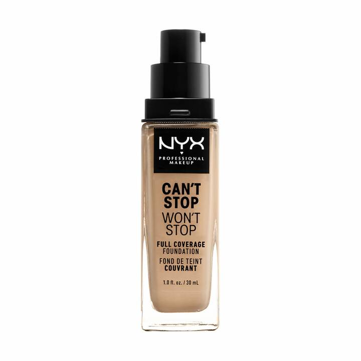 NYX PROFESSIONAL MAKEUP Makeup Can't Stop Won't Stop (BUFF, 30 ml, Liquide)