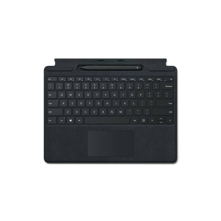 MICROSOFT Pro X Signature Keyboard Type Cover (Noir)