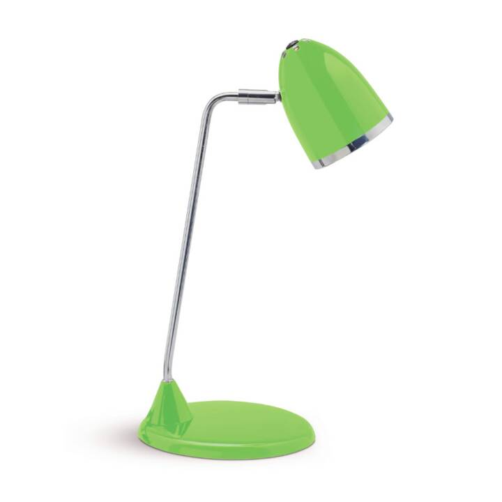 MAUL Lampada da tavola Starlet (Verde, Lampadina a basso consumo)
