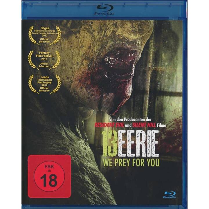 13 Eerie - We prey for you (DE, EN)