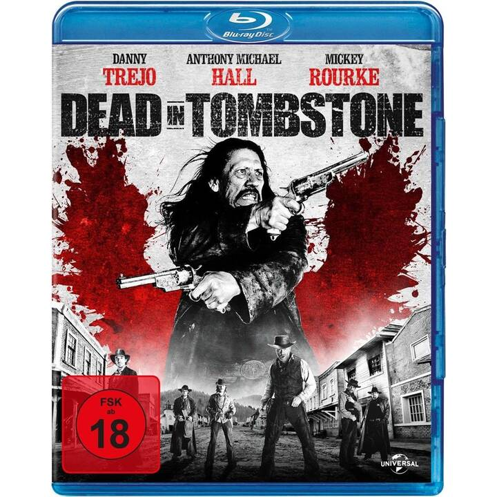 Dead in Tombstone (ES, IT, JA, DE, EN, FR)