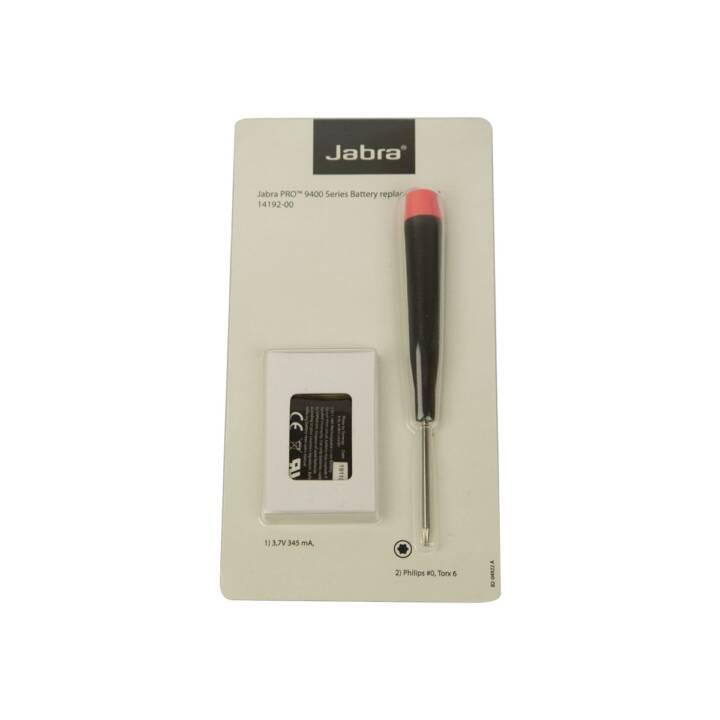 JABRA Batterie Li-Ion pour série 9400