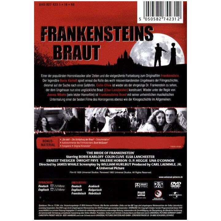Frankensteins Braut (EN, DE)