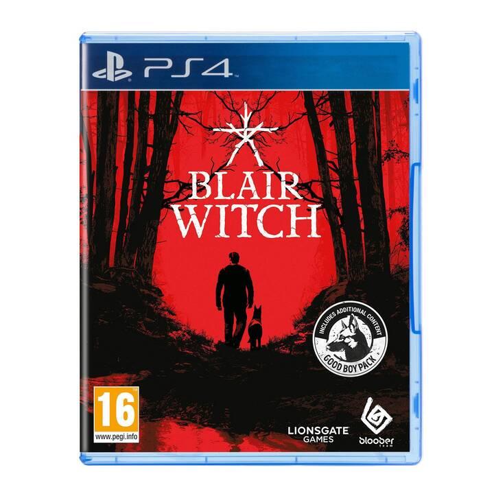 Deep Silver Blair Witch (EN)