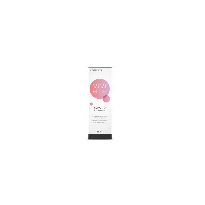 VIVIFLOR SylTech Mousse de lavage intime (50 ml)