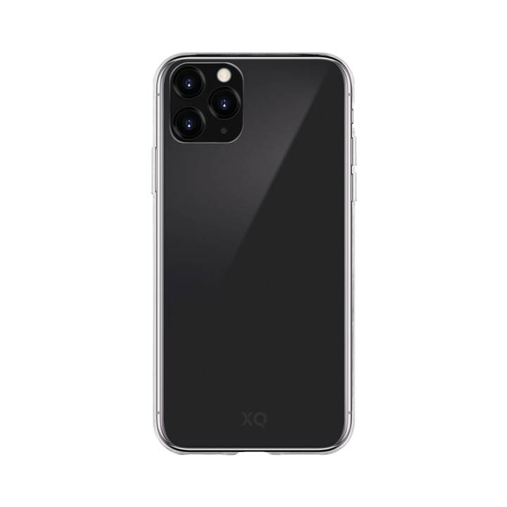 XQISIT Backcover Phantom (iPhone 11 Pro Max, Transparent)