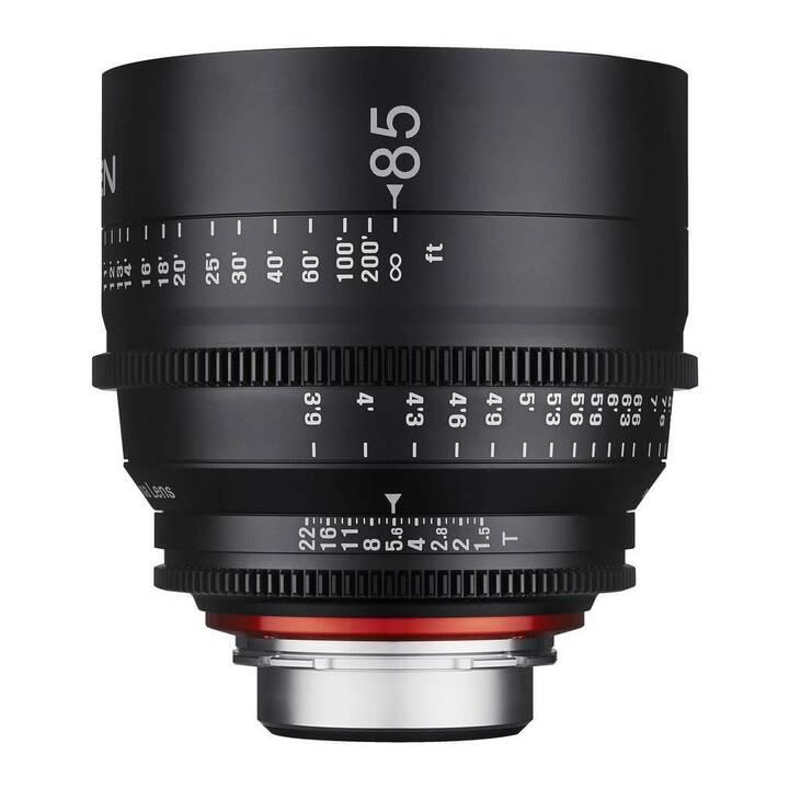 SAMYANG XEEN 85mm T1.5 FF Cine Canon