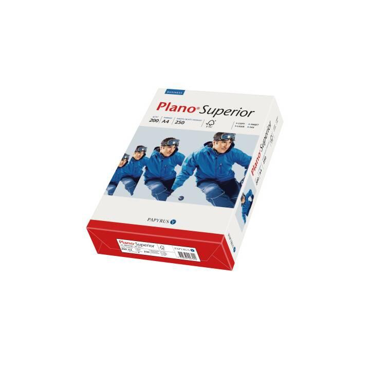 Plano Superior Druckerpapier Papier 60 70 80 90 100 120 160 200g//m² DIN-A4 weiß