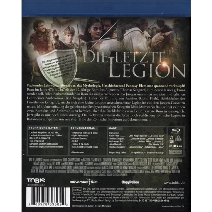 Die letzte Legion (DE, EN)
