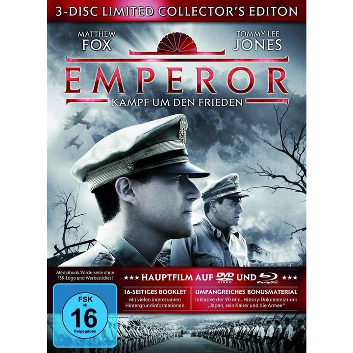 Emperor - Kampf um den Frieden (DE, EN)